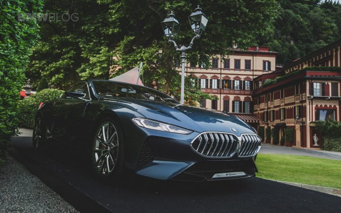 BMW 8-серия 2018