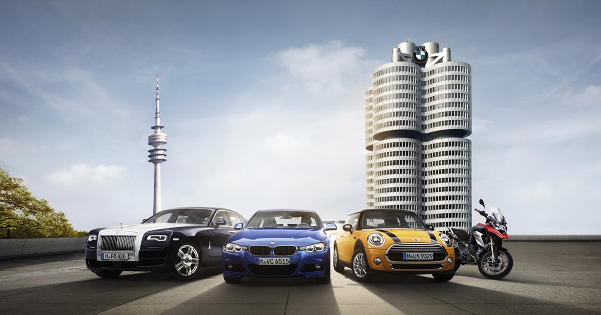 A place for vision: the BMW Group.