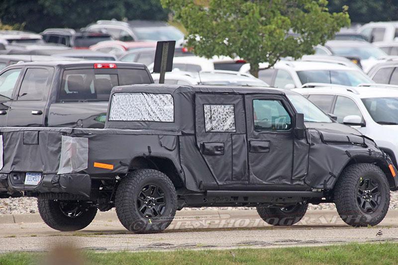 jeep пикап