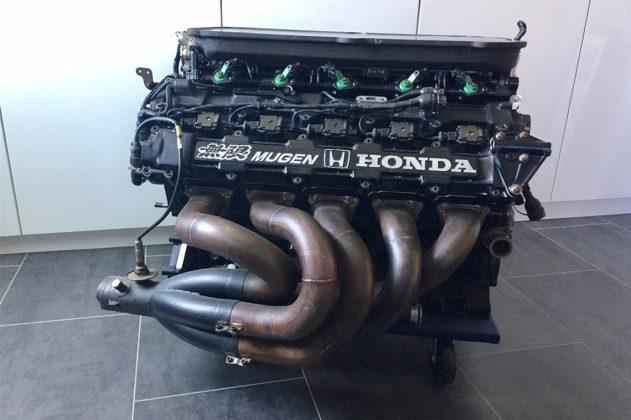 формула 1 хонда