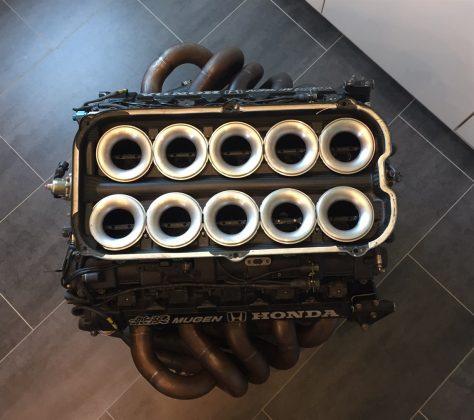 формула 1 двигател