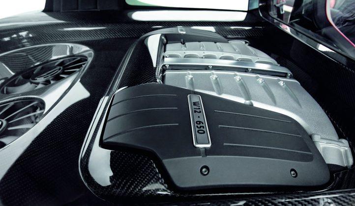 GTI W12 650