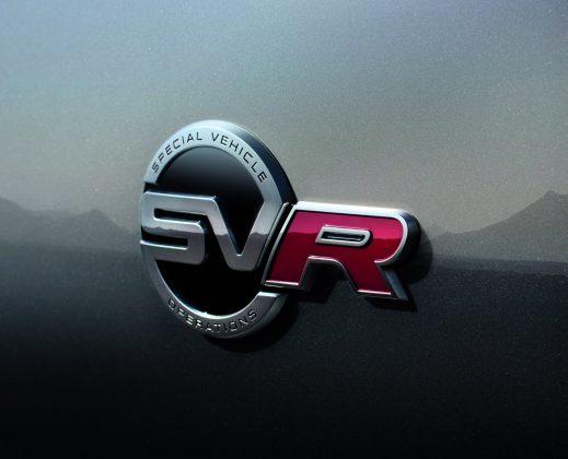 F-Pace SVR