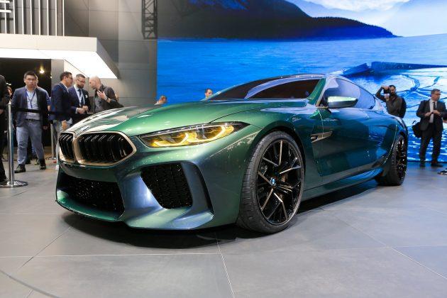 Concept M8 Gran Coupe