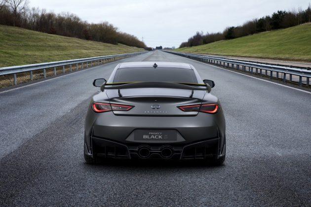 Q60 Project Black S