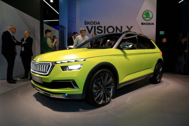 Vision X Concept