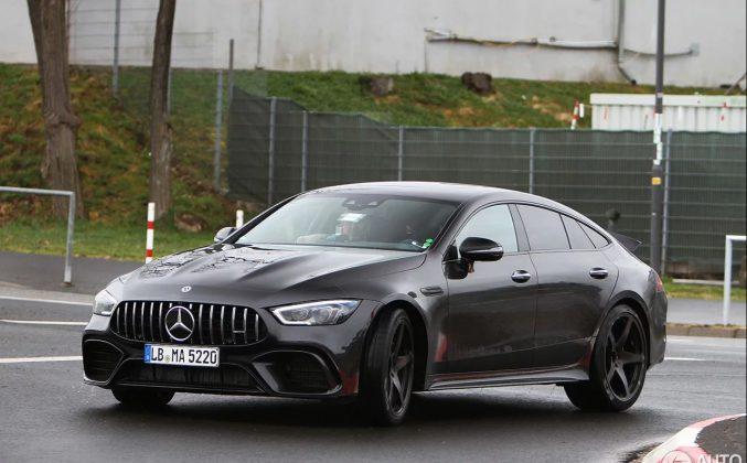 AMG GT 4
