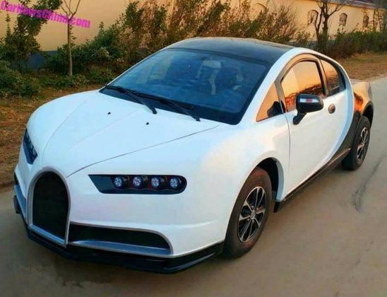 Реплика Bugatti
