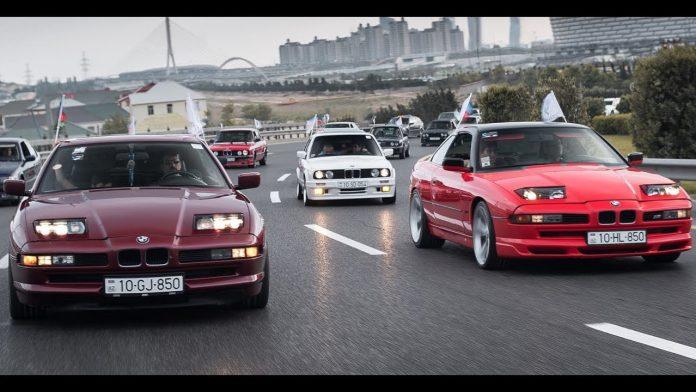 BMW old school