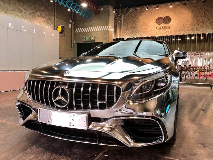 S63 Coupe