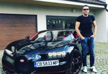 Бугати в България