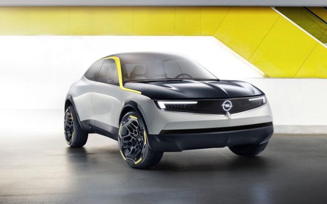 GT X Experimental Concept