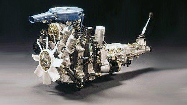 роторен двигател