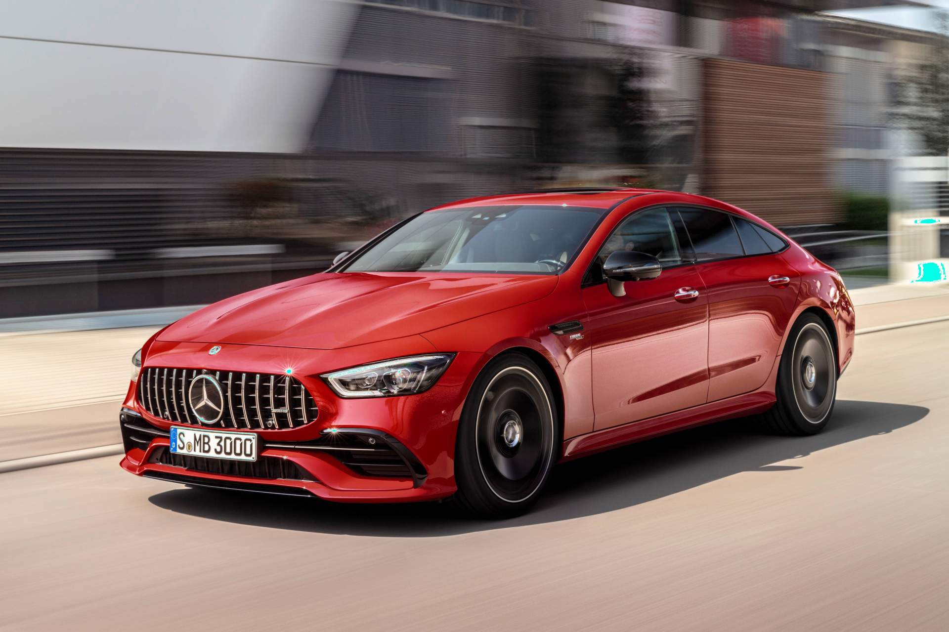 0ad89785 2019 Mercedes Amg Gt43 4door Livepics 10 Nastarta