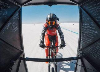 рекорд колело