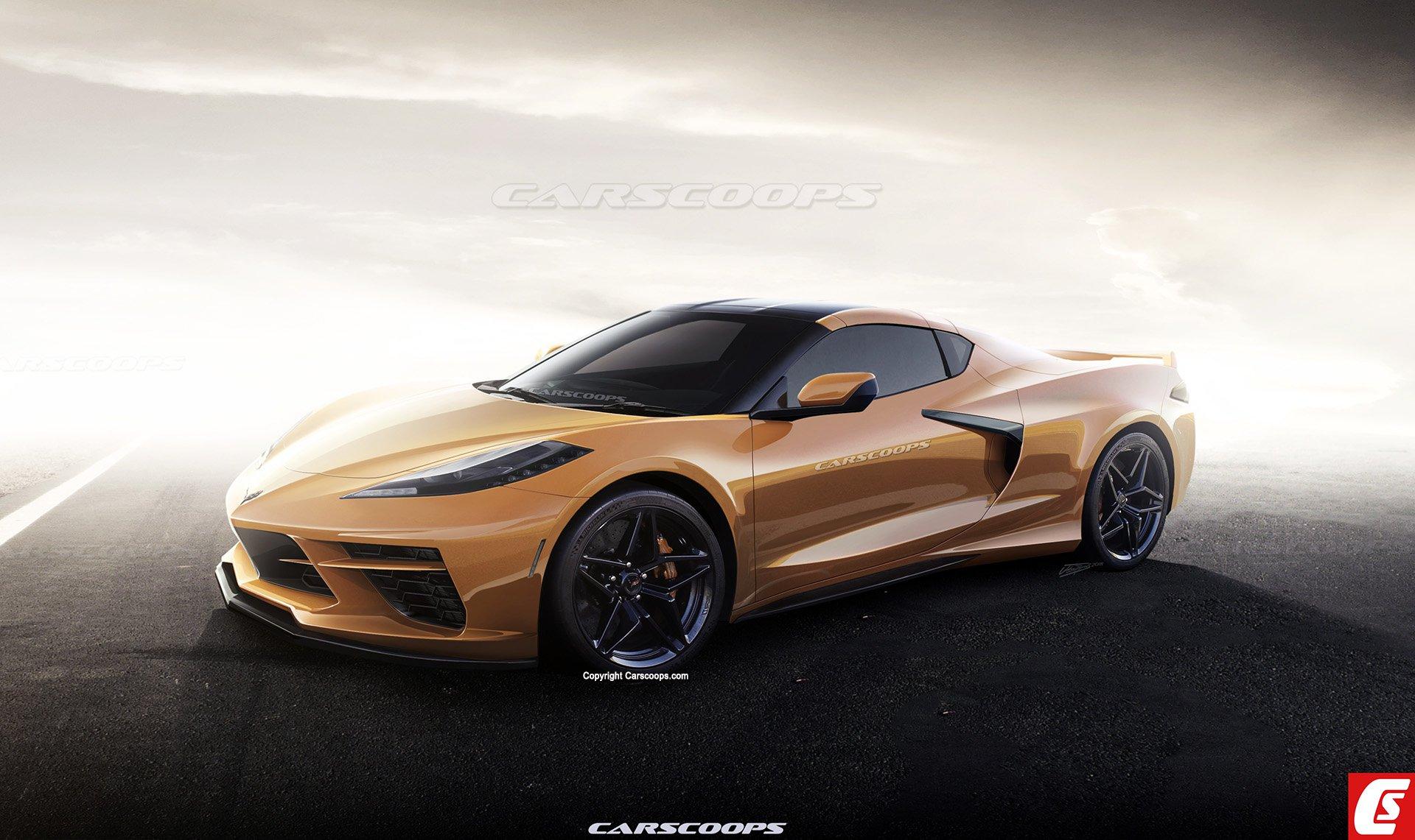 Corvette C8 2020 е това което най малко очаквате Nastarta
