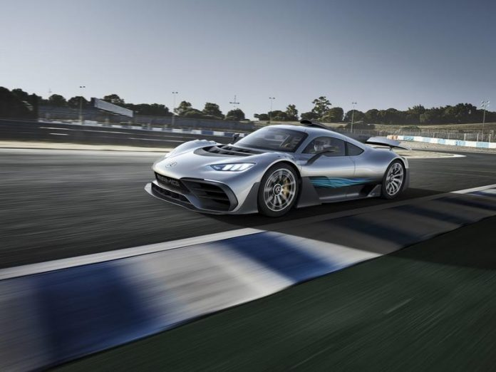 amg project one