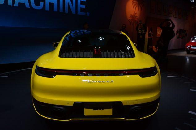 911 Hybrid