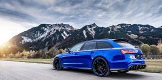 RS6+ Nogaro Edition