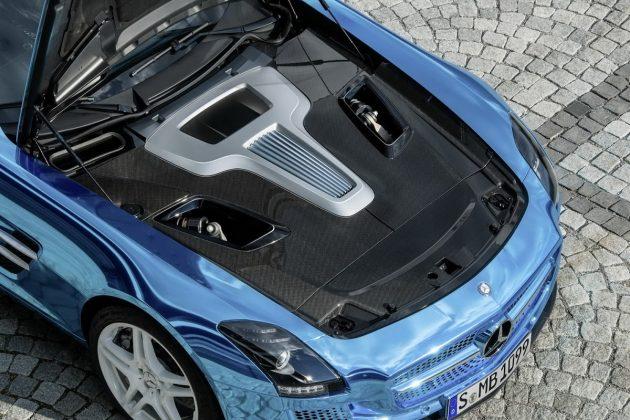 SLS Electric Drive