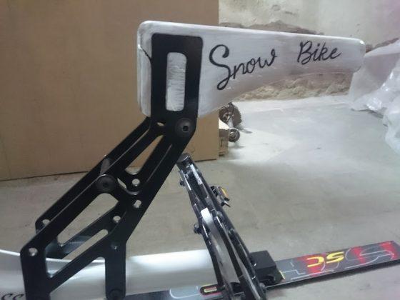 snow trike