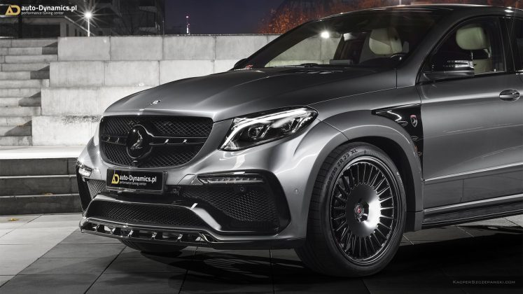 GLE 63 S Coupe