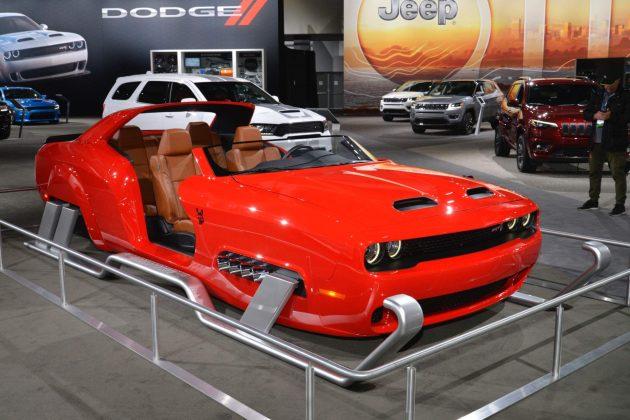 Challenger SRT Hellcat Redeye
