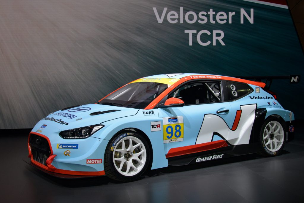 Veloster N TCR