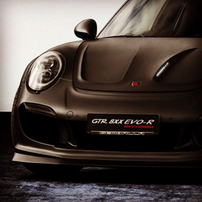 GTR 8XX EvoR