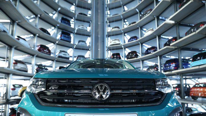 volkswagen-продажби