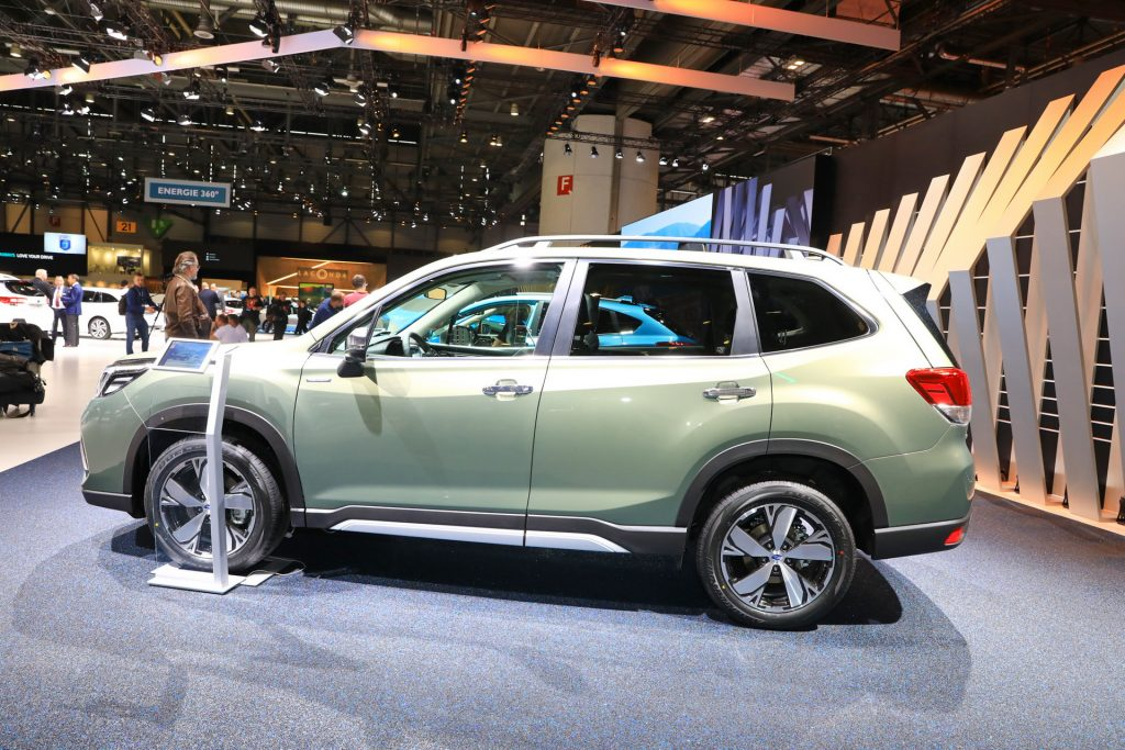 Forester eBoxer