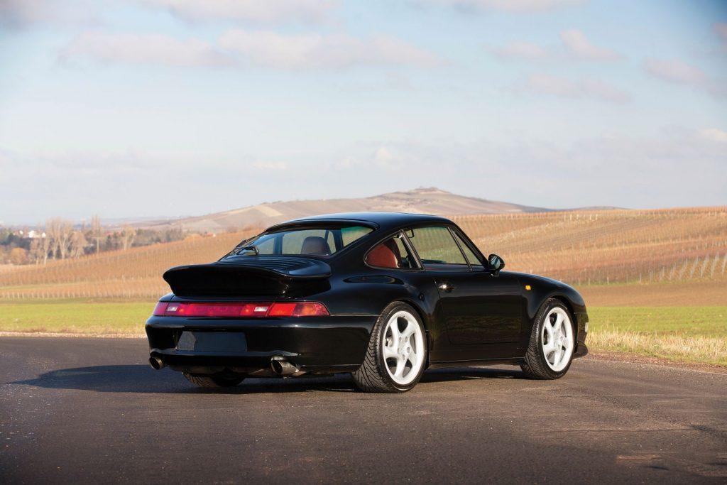911 Turbo Prototype