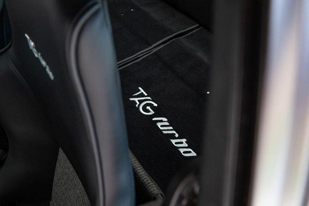 930 TAG Turbo