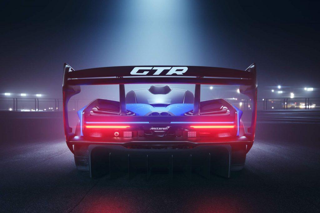 Senna GTR