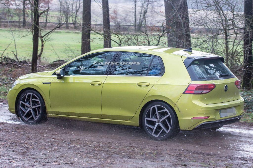 Golf Mk8