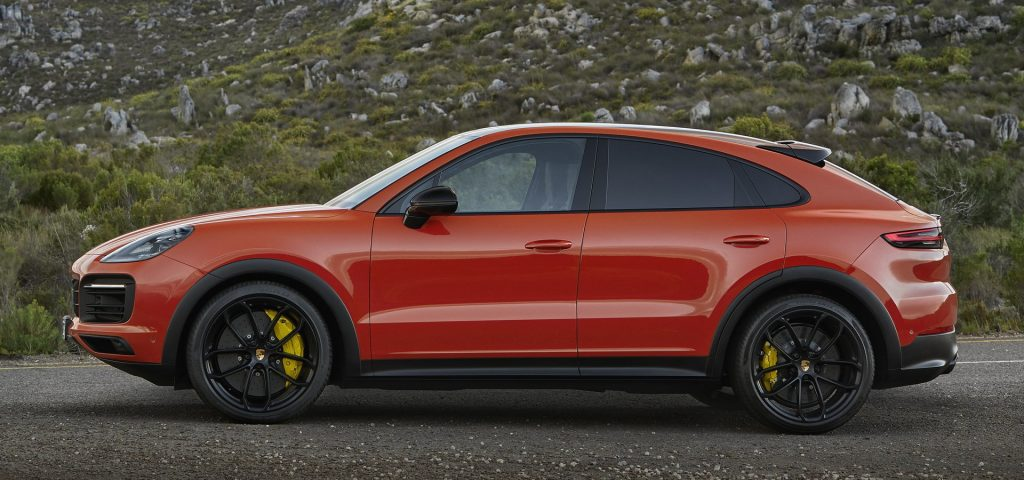 Cayenne Coupe