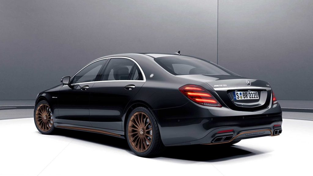 S65 Final Edition