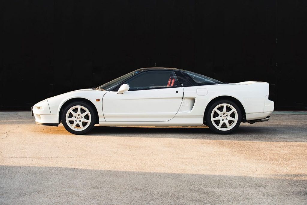 NSX Type R