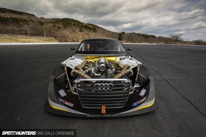 Audi Drift