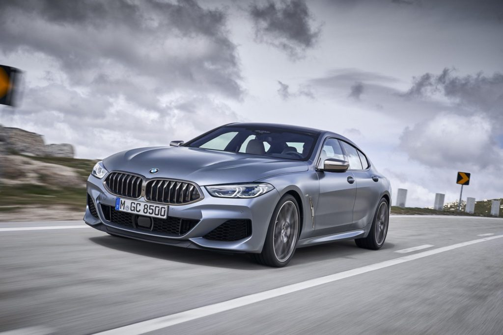 8-Series Gran Coupe
