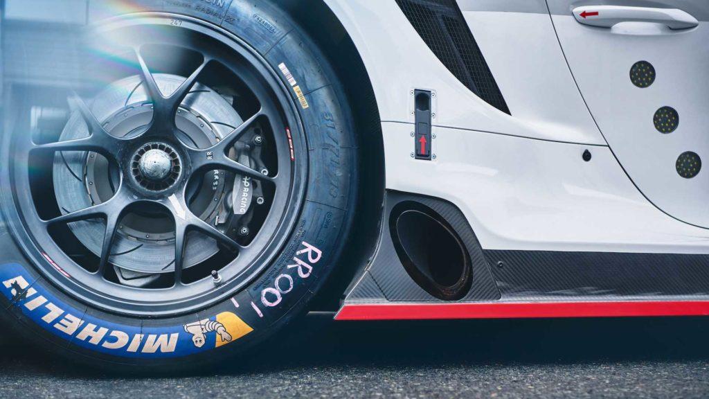 911 RSR GTE
