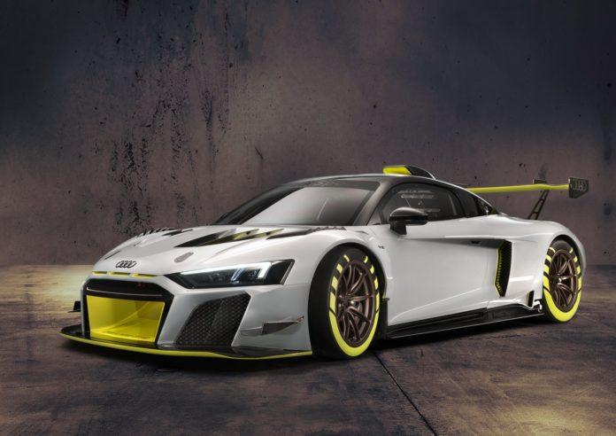 R8 LMS GT2