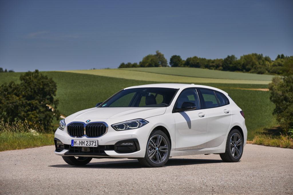 Планът на BMW да наводни пазара с електрически автомобили включва пускането на електрическа 1-Series, която ще се продава като i1.