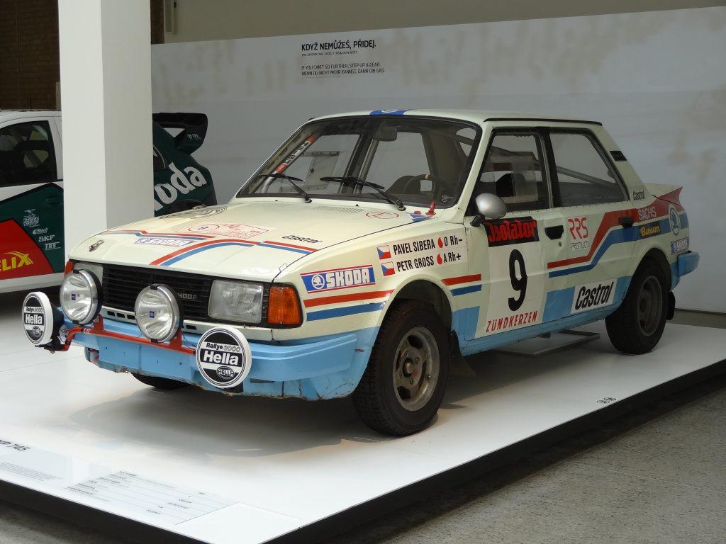 Картинката не може да има празен alt атрибут; името на файла е 2014_Škoda_Museum_Škoda_130_LR_typ_745_1984_01.JPG-1024x768.jpg